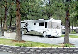 Crown Villa Rv Resort In Bend Oregon Rv Parks And Campgrounds Rv Parks Oregon Travel