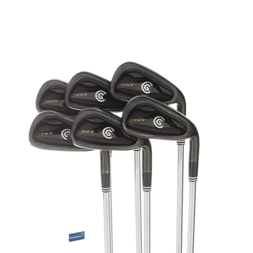 Cleveland Cg7 Black Pearl Iron Set