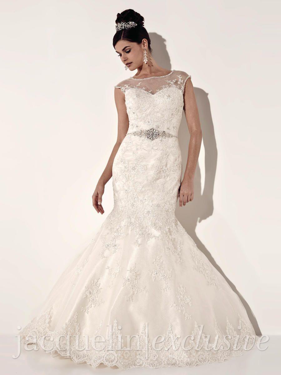 100+ Jacquelin Exclusive Wedding Dresses - Wedding Dresses for Plus ...