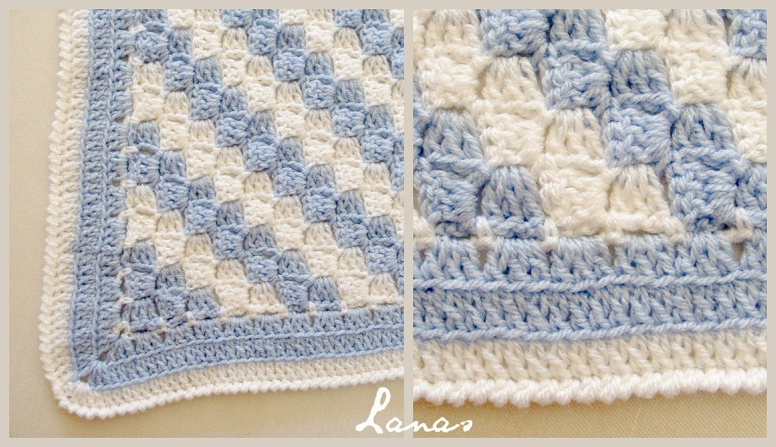 Crochet * Stash-buster) Made by: Chichi My aunt made this blanket ...