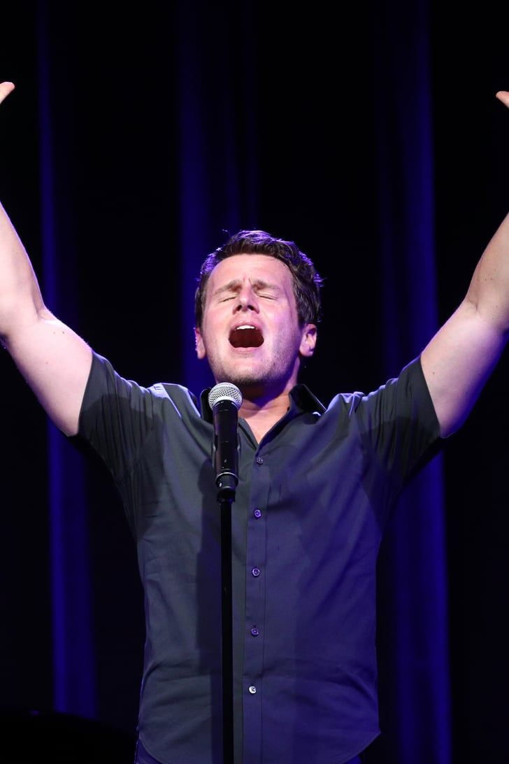 Watch Jonathan Groff's Singing Videos