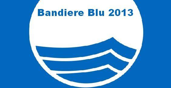 Bandiera Blu a Cattolica - Estate 2013 | Cattolica beach wins the Fee Blue flag 2013