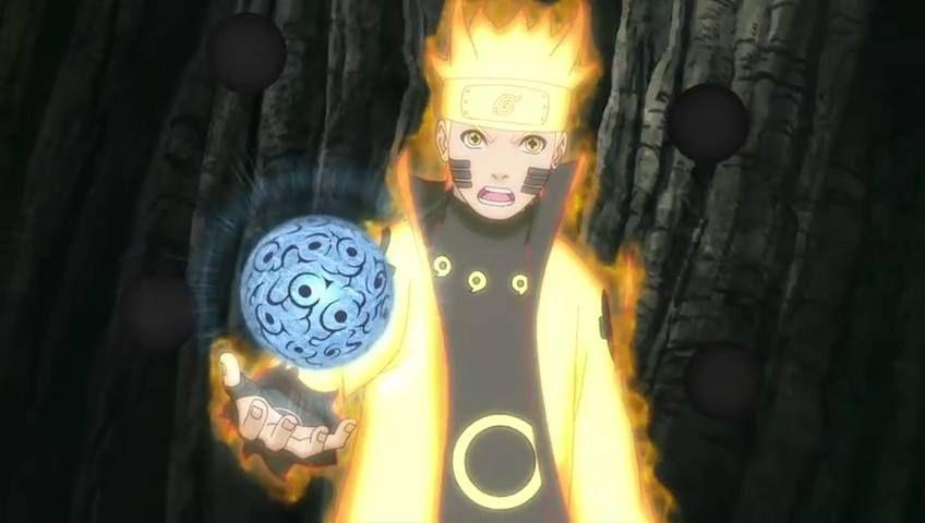 Naruto sage 6 paths rasengan | Wallpaper naruto shippuden, Cool ...