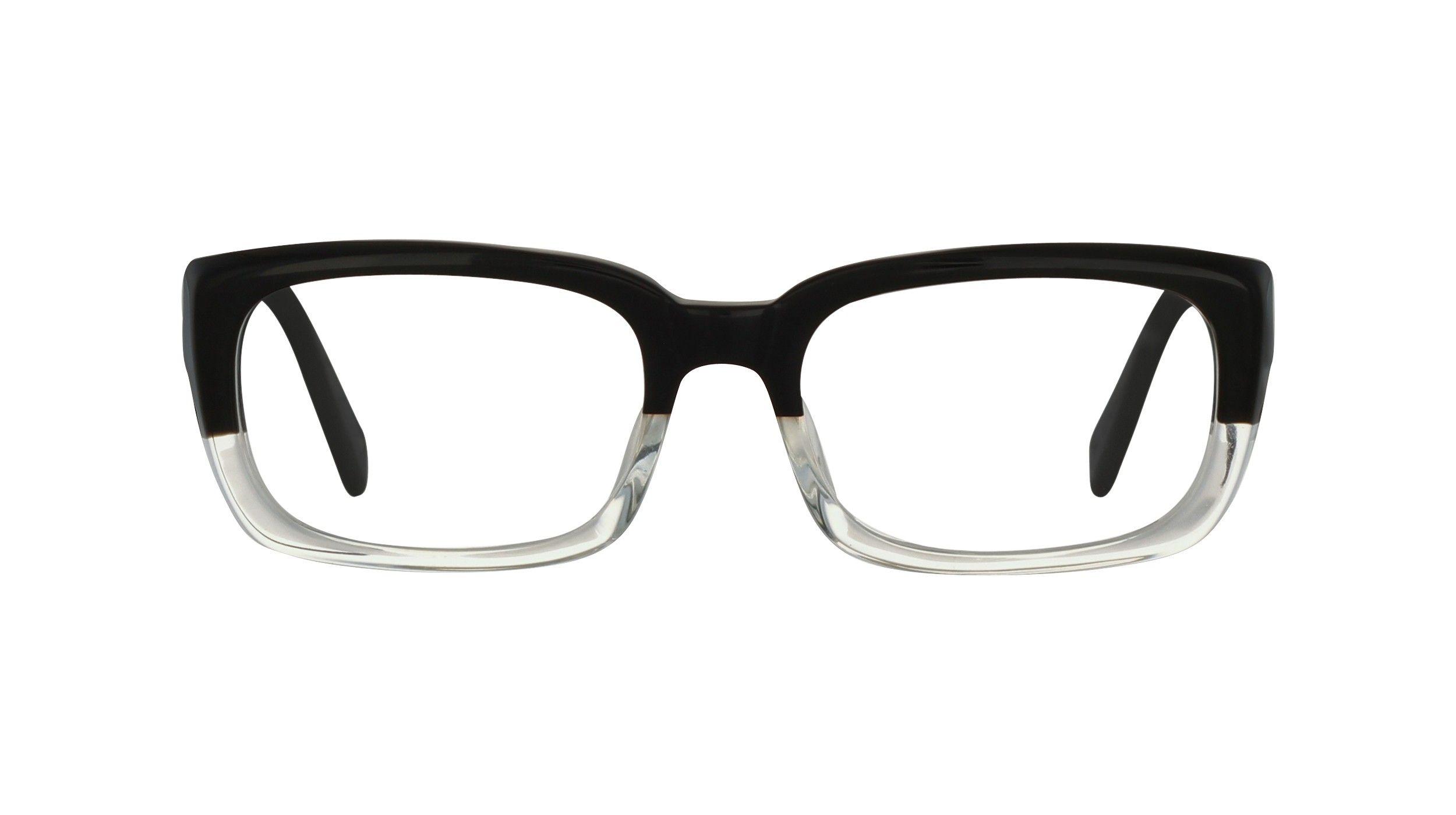 LookMatic Reeve SKU: 70598_REEVE_BLACKCLEARBLACK/CLEAR / UNISEX LARGE