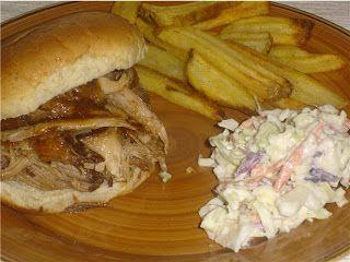 Jamie's Easy Barbeque Pork Sandwiches | Aggie's Kitchen