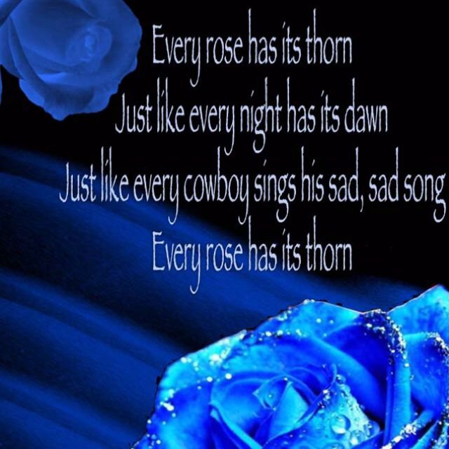 Every rose has its