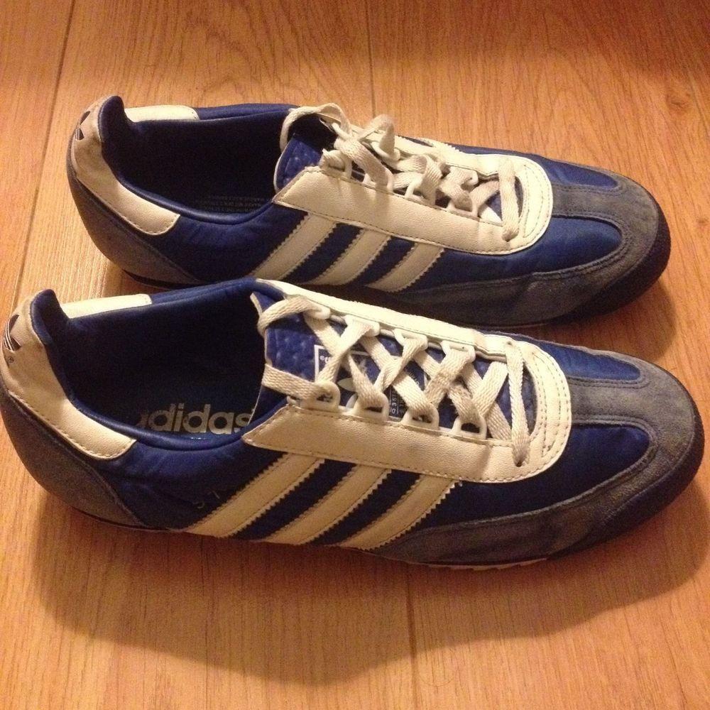 Adidas Originals SL76 Starkey + Hutch Trainers are Depop