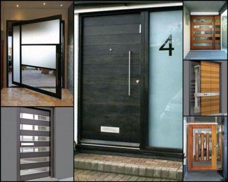 Mid Century Modern Exterior Doors 450x360 Mid Century Modern ...