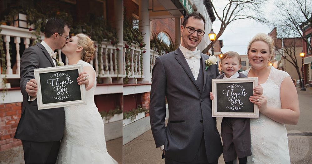 Jen And Brian Ann Arbor Wedding Romantic Wedding Wedding