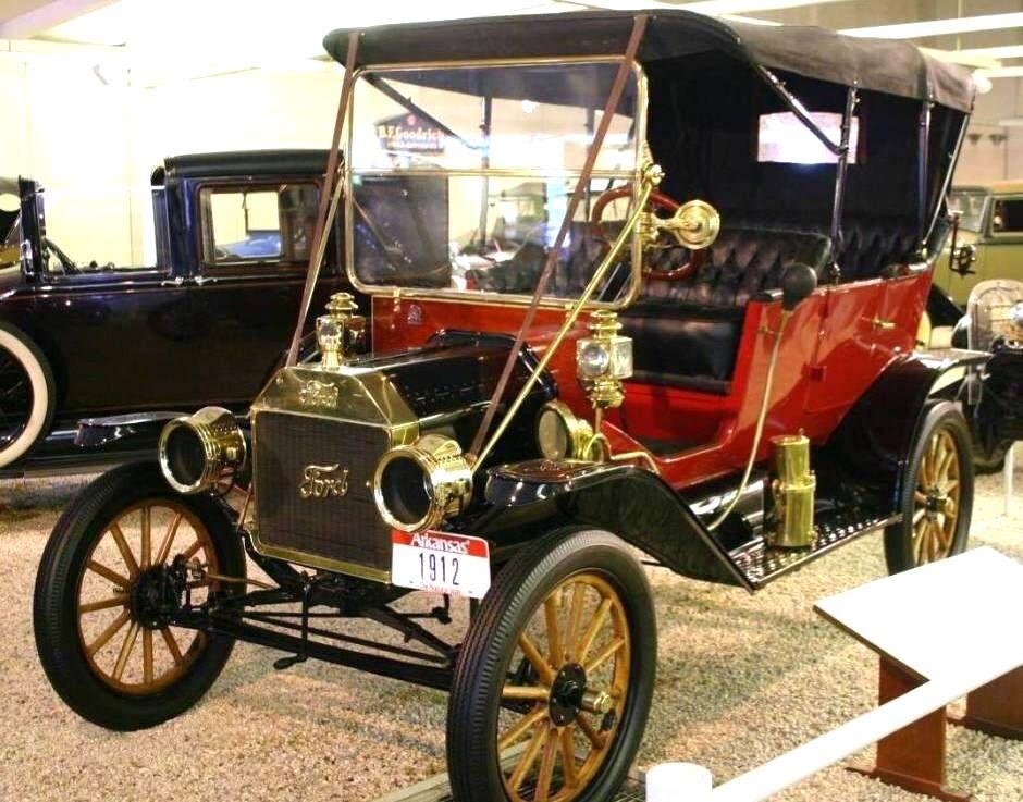 1912 Ford Model T Touring Ford Models Car Model Model T