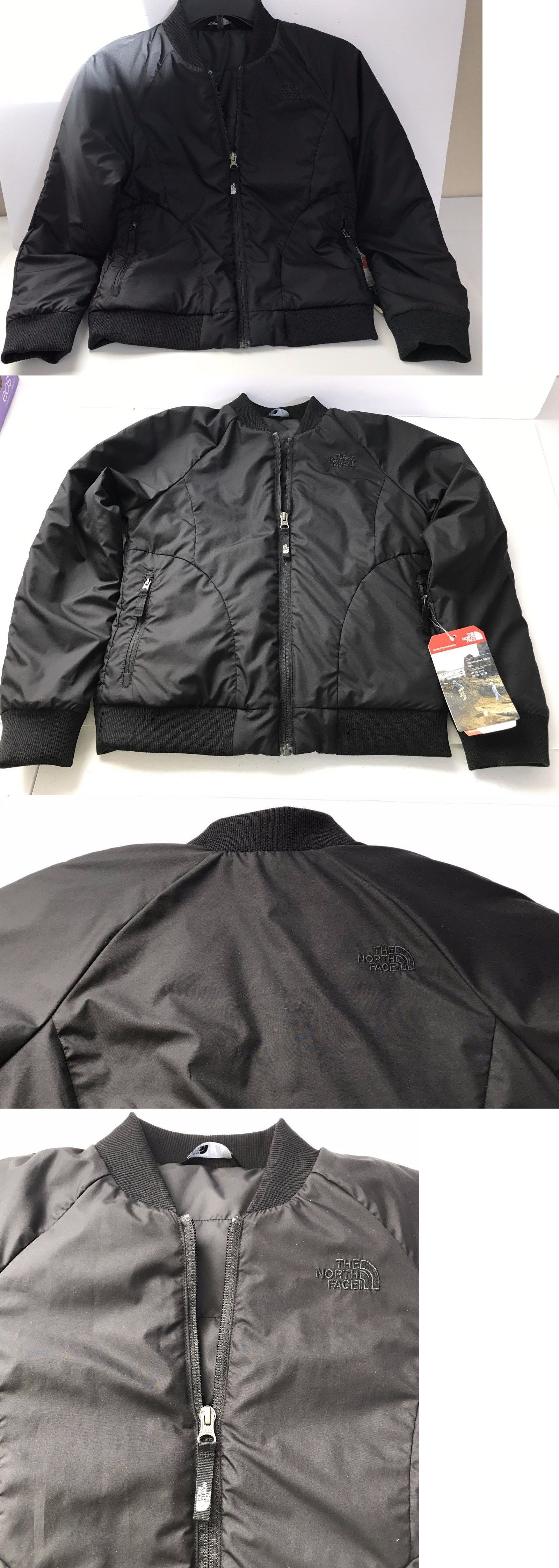 cf33c3d0a Shorts 15648: North Face Water Resistant Rydell Bomber Jacket Black ...