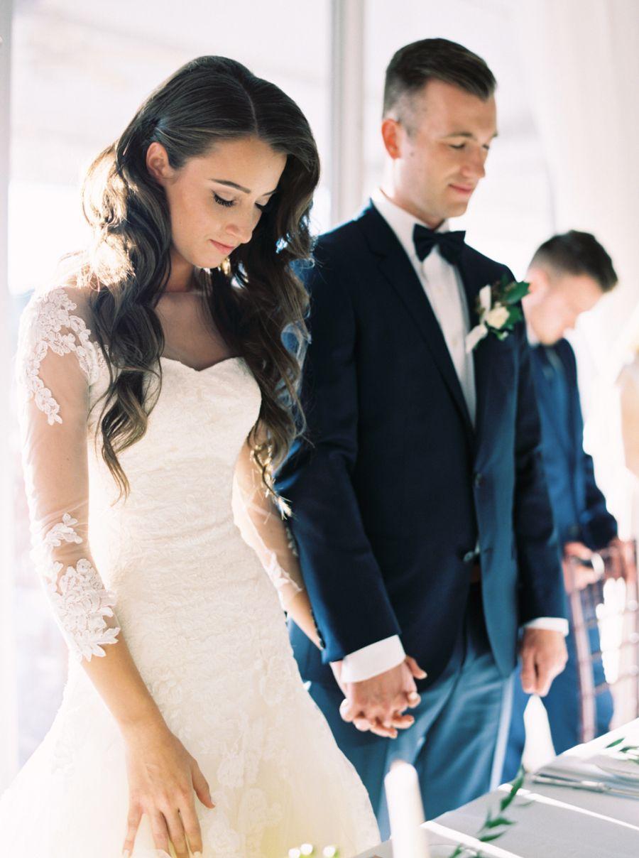 Wedding dress sacramento  Organic Style Wedding in Sacramento  Enzoani wedding gowns Country