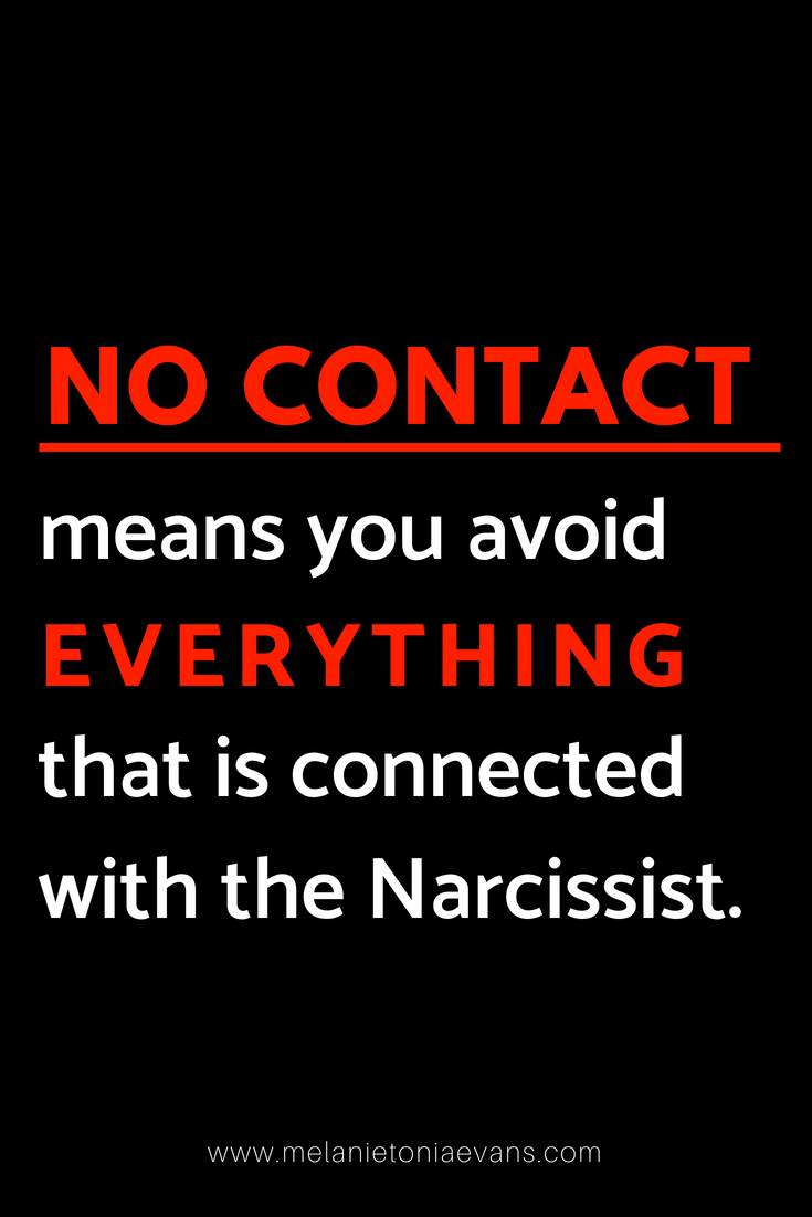 No Contact Is Essential With A Narcissist To Download A Free How To Do No Contact Ebook Click
