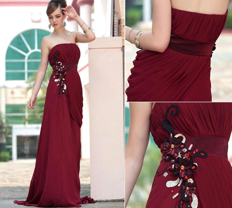 Hideous Wedding Gowns: Beautiful ♡.. Minus That Hideous Decoration