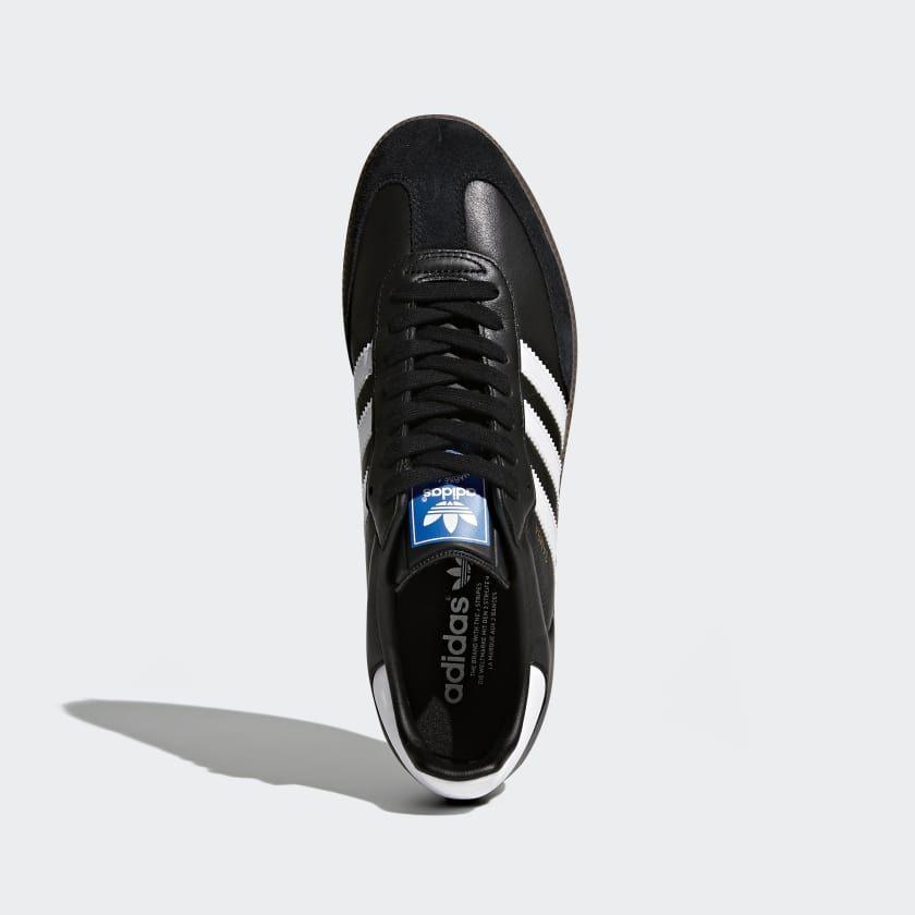 e4b3ae05fd Samba OG Shoes Black BZ0058