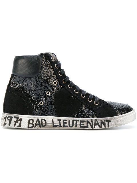 Saint Laurent Glitter 'bad Lieutenant