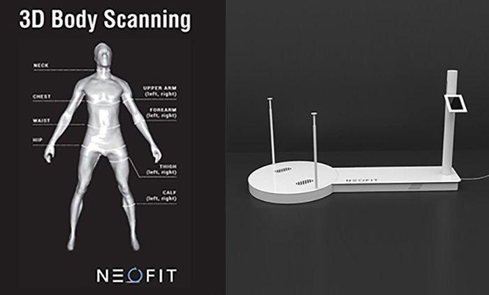 Esport Bristol ja Esport Arena tarjoavat nyt PT-tapaamisen ja Neofit 3D -mallinnuksen. Neofit 3D -kehon mallinnus motivoi sinua saavuttamaan tavoitteesi.