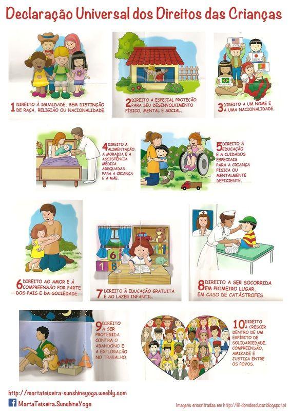 Imagem Direitos Das Criancas