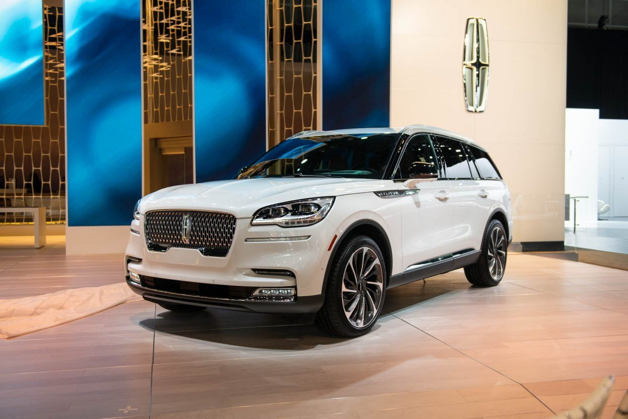 2020 Lincoln Aviator Review Features Concept Trim Levels Cost Photos