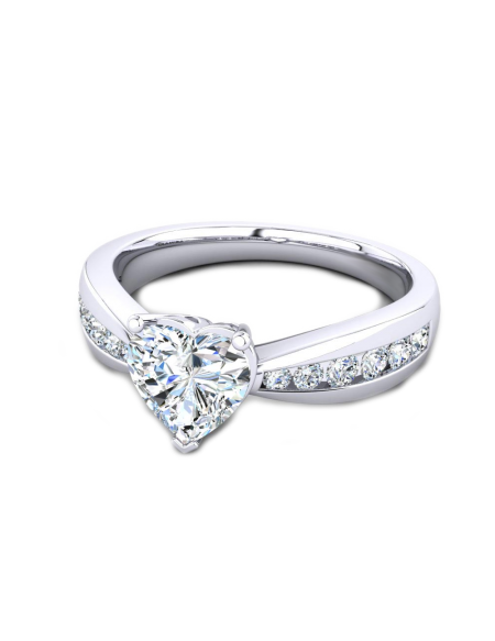 Terminología si puedes Perú  Anillo Nicole Cristales Swarovski | Anillos de compromiso, Compromiso,  Cristal de swarovski