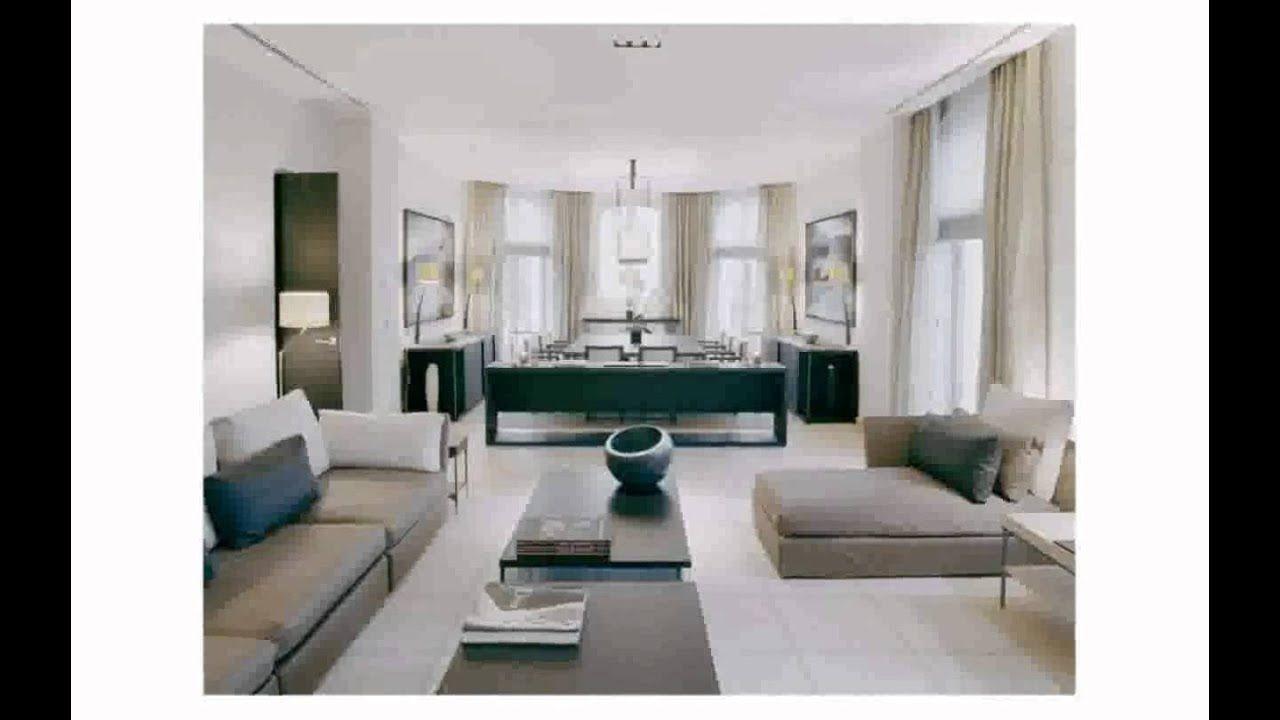 stylische wohnzimmer ideen - youtube #hausdesign