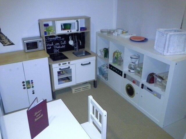 Ikea kinderküche kühlschrank  Kinderküche mit Kühlschrank, etc. | Kinder | Pinterest ...