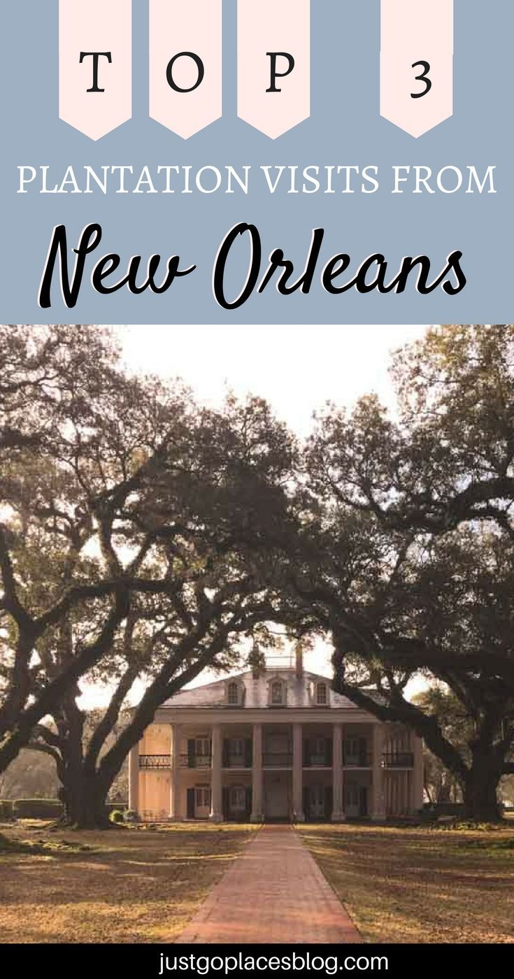 Visiting New Orleans plantation houses with kids Visit