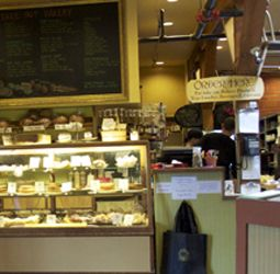 Greetings A View Of Our Bakery Counter As You First Walk In Liquor Cabinet Bakery Mount Vernon