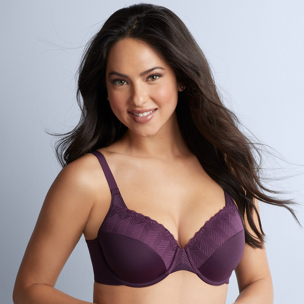 260b06050c27f Women s Bali Passion For Comfort Back Smoothing Underwire Bra DF0082 ...