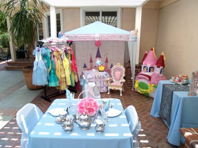 Princess characters visits for birthday parties, tea parties, and ...