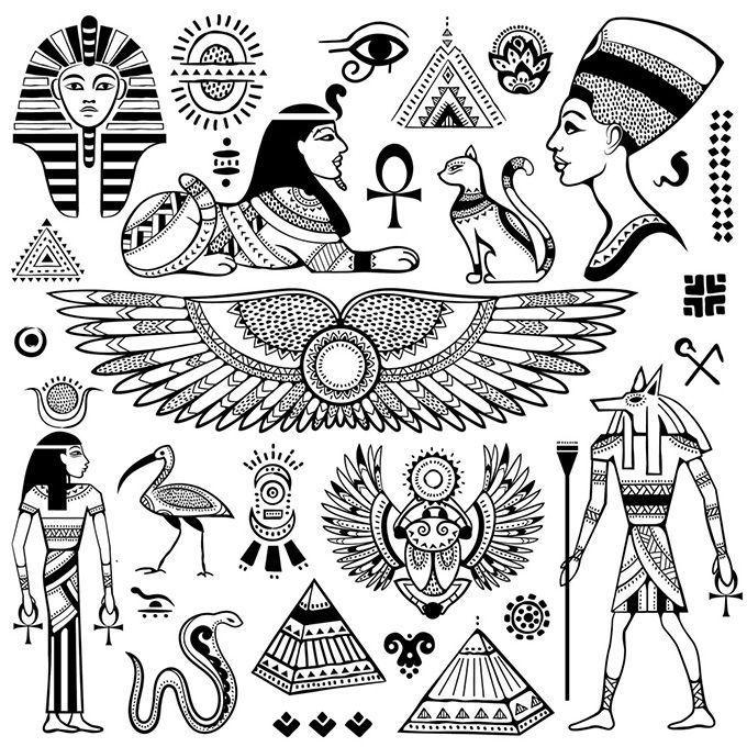 Египетская символика картинки