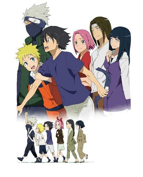 Naruto X Anohana Naruto Sasuke Sakura Naruto Shippuden Anime Naruto Cute