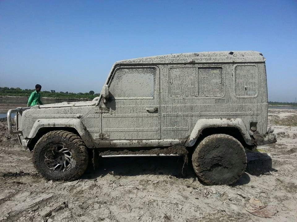 Mud Pack Force Gurkha 4x4 Off Road Monster Trucks Offroad