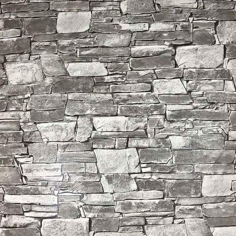 554710 Wallpaper textured grey modern faux realistic