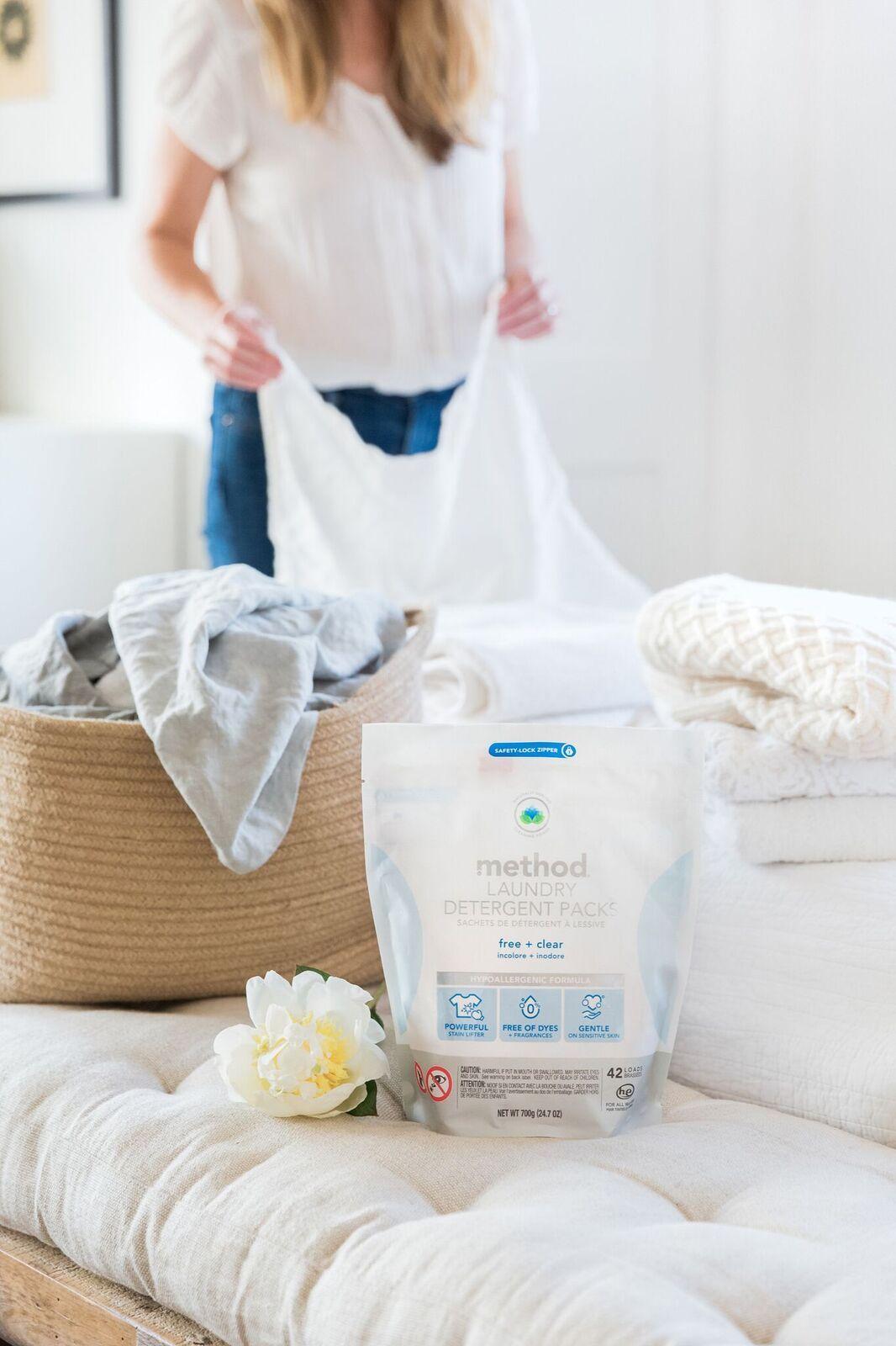 Laundry Detergent Packs In 2020 Method Laundry Detergent