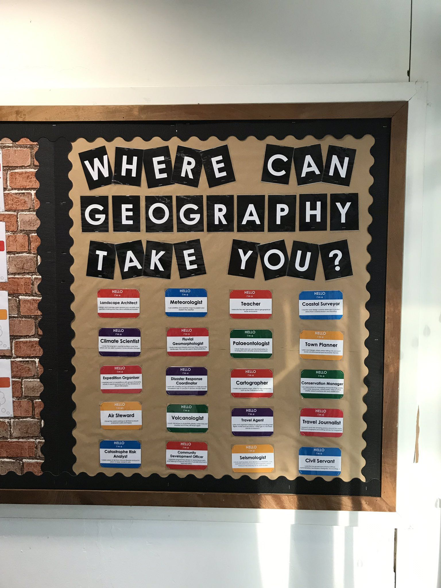 What Kind Of Careers Can An Interest In Geography Lead To