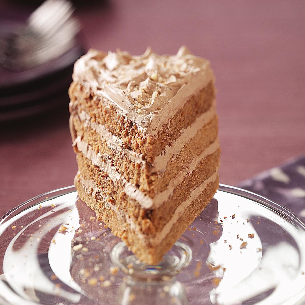 Chocolate Lover's Delight Cake   Recipe   Desserts, Just ...