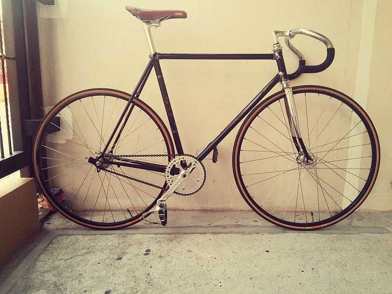 Fixed Gear Gallery My Classic Bike From Philippines Bici