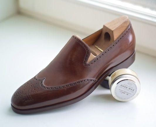 Saint Crispin loafer