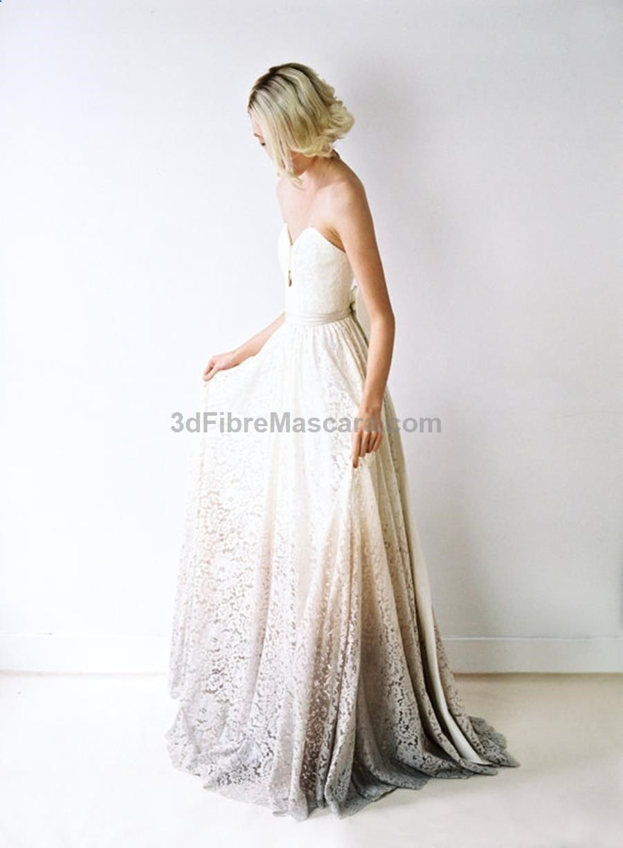 Rewear your wedding dress for that special ocassion wedding