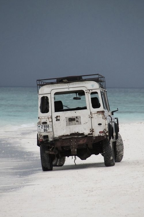 The Land Rover Defender  Lifestyle of the Unemployed
