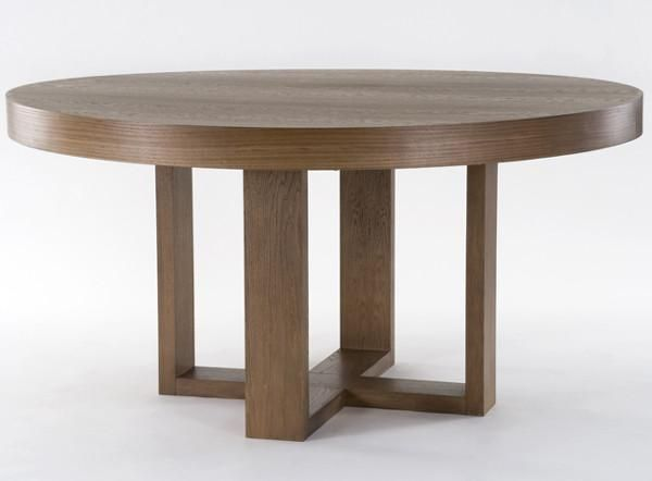 Round Table Bedroom Furniture: LUZ Dining Table