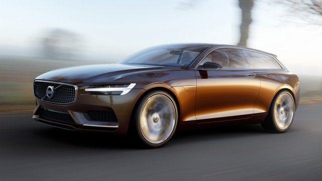 Photos: Volvo Concept Estate, a y 2-door sport wagon | Volvo