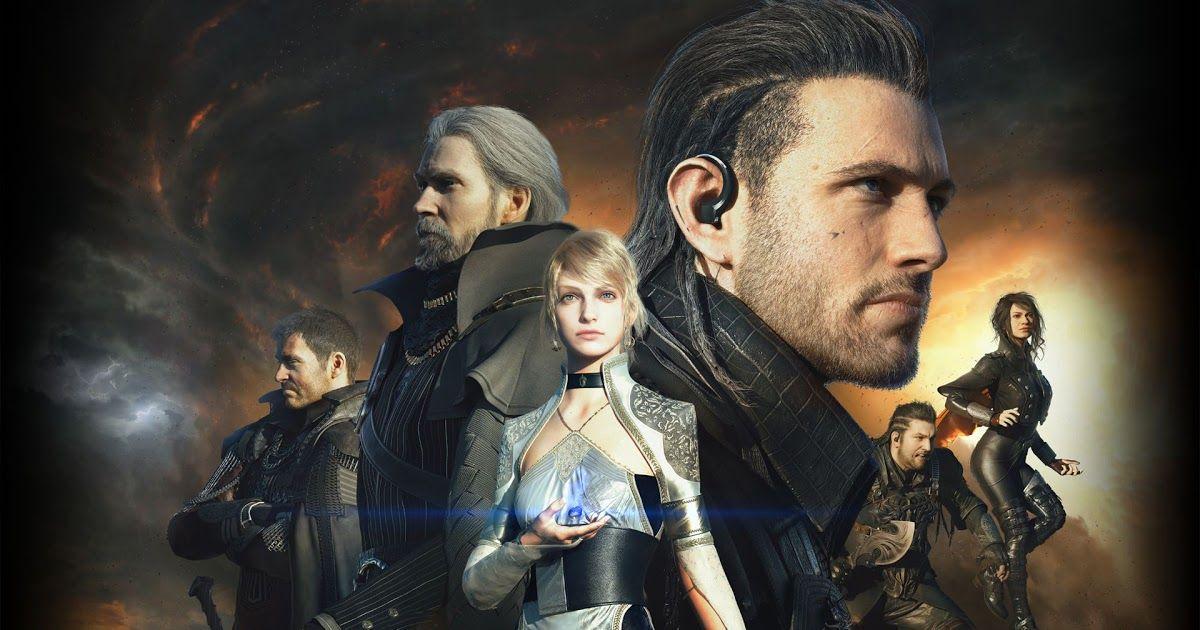 Final Fantasy Xv Wallpaper Hd Dengan Gambar