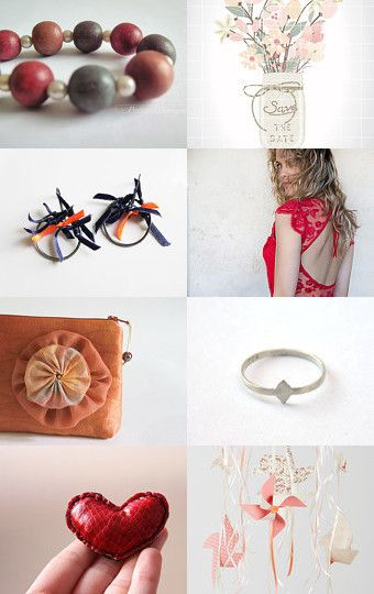 Summer Pink by Georgia on Etsy--Pinned with TreasuryPin.com