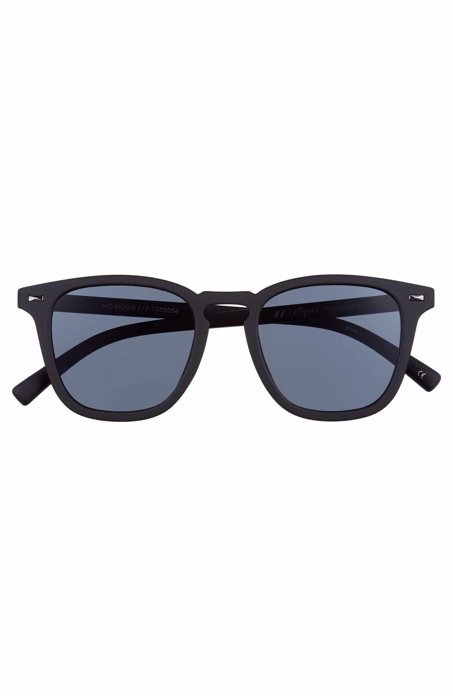 103fa28f02331 Main Image - Le Specs No Biggie 45mm Polarized Sunglasses