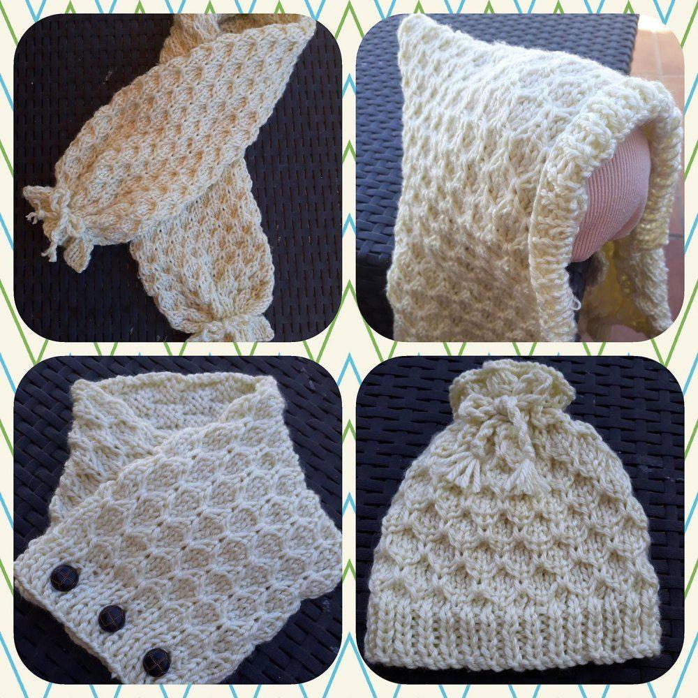 Winter Quartet Knitting pattern by Two Stitch Patterns ...