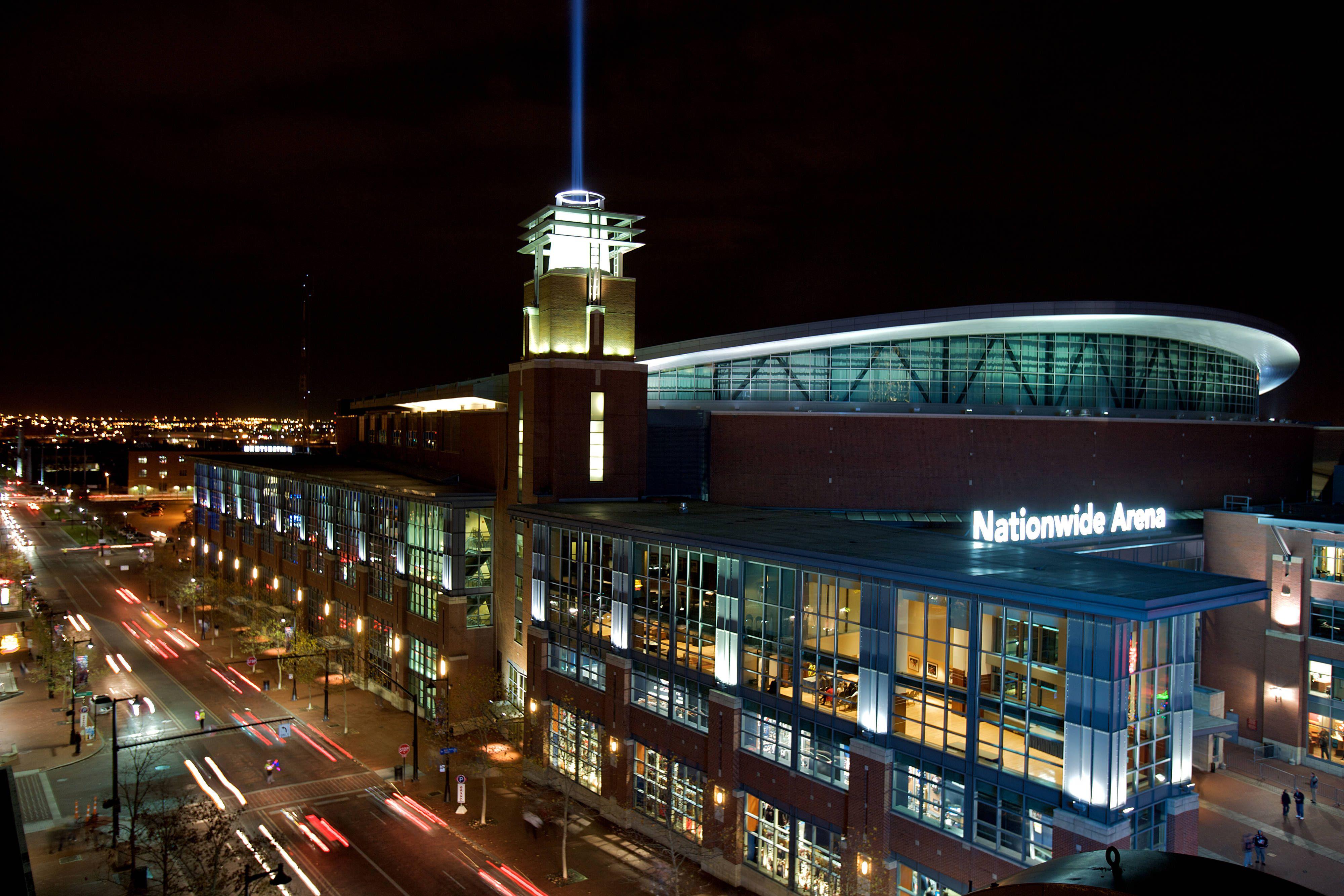 Marriott Columbus University Area Nationwide Arena Enjoying
