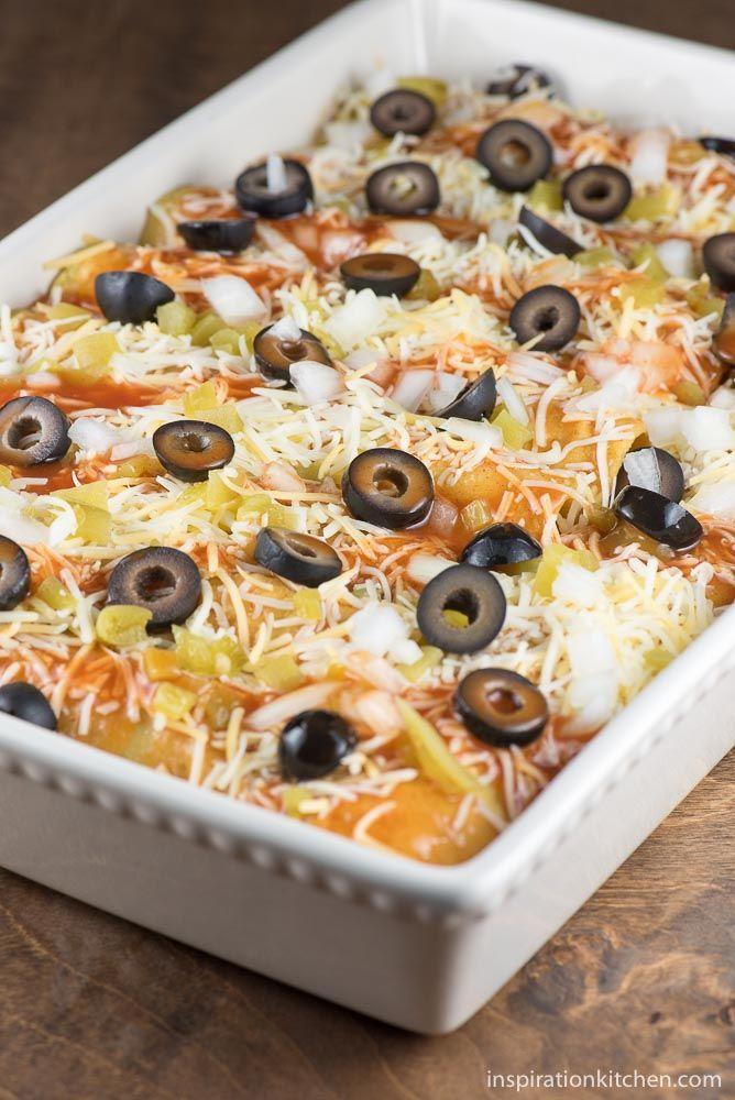 Beef Enchiladas - Inspiration Kitchen | Recipe | Beef ...