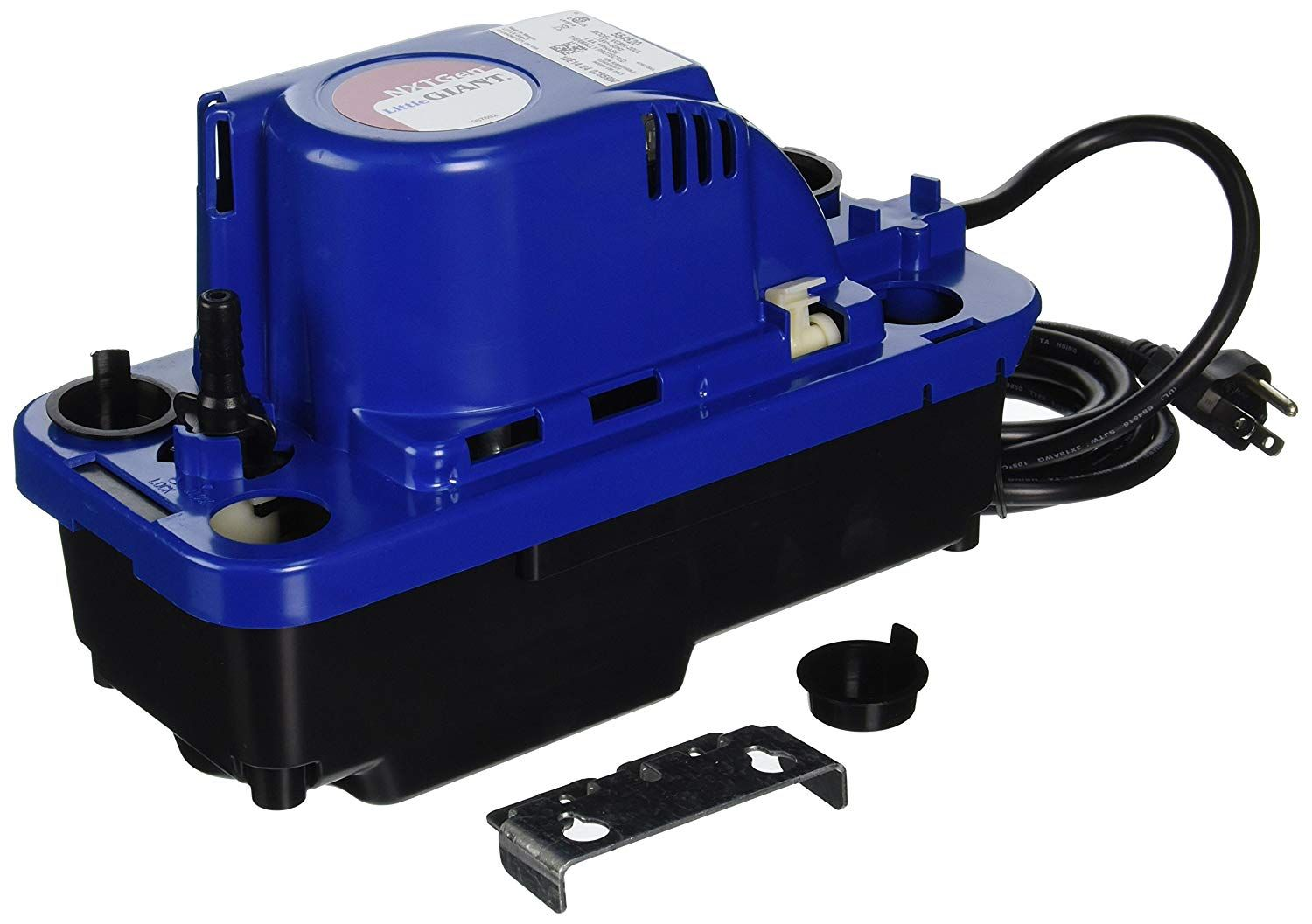 Little Giant Vcmx 20ul1 30 Hp Automatic Condensate Removal Pump 6 Power Cord 554520 Continue To The Produ Little Giants Water Pumps Power Cord